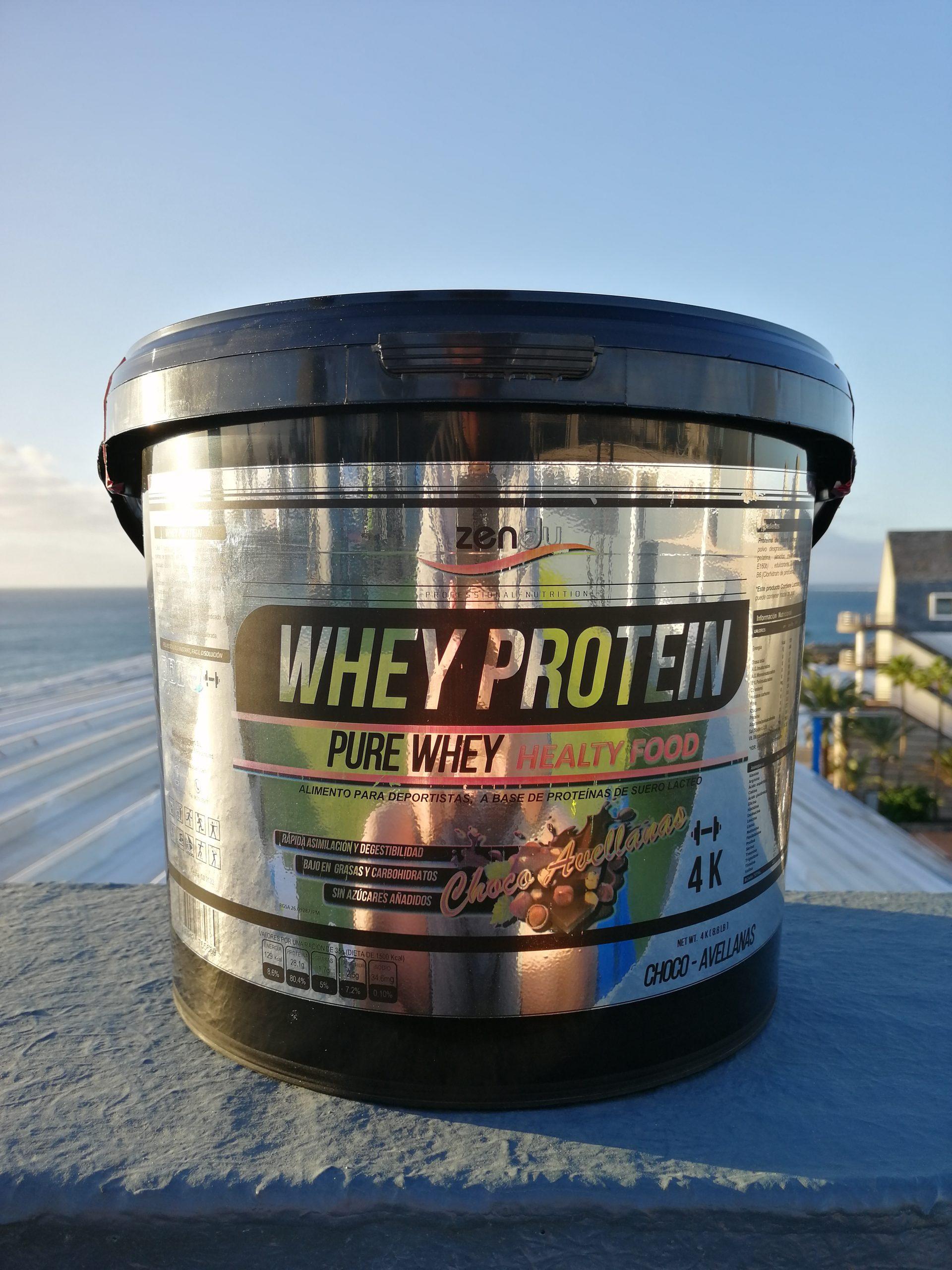 Whey Protein Zendu