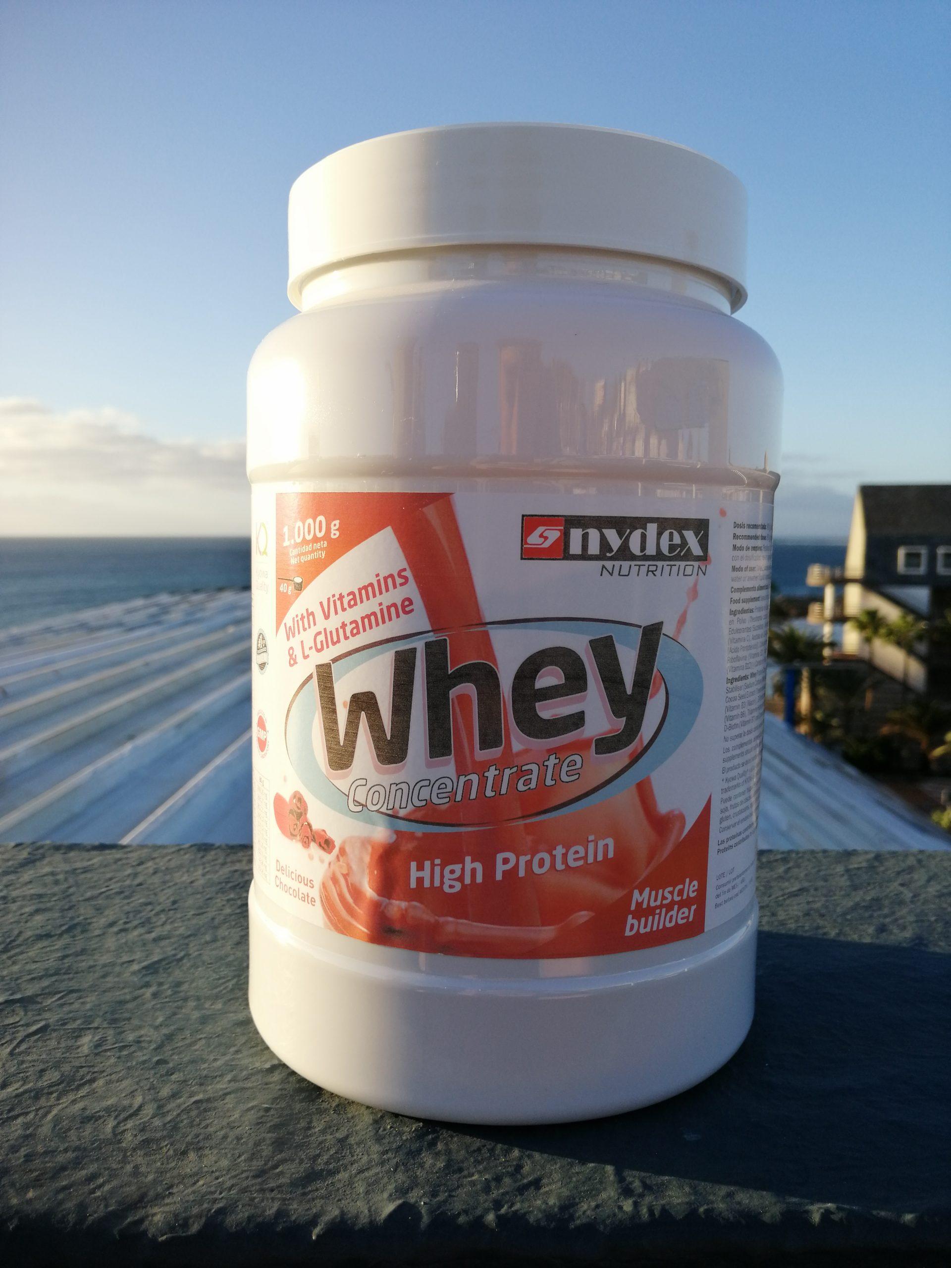 Whey Protein High Protein