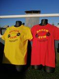 Camisetas Beach GYM