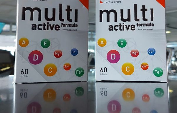 Multi Active formula